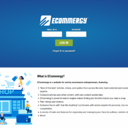 ECommergy eCommerce Forums and Training